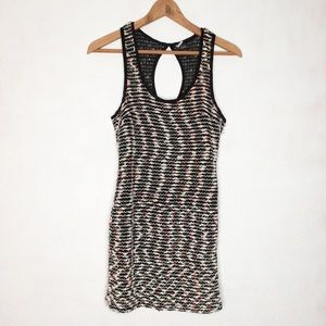 Urban Outfitters S Sweater Knit Sleeveless Dress